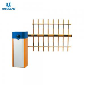 China 3 Fence Arm Turnstile Access Control System Electric Traffic Barrier Brushless DC Motor on sale