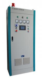 China CNG gas compressor of PLC control system on sale