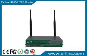 China H700 Dual Sim Mobile UMTS Router for CCTV surveillance / ATM on sale