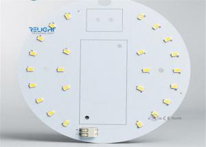 China Round High Power 12 Volt LED Module 120 mm SMD 5630 DC 15W for Ceiling Lights on sale