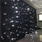 Wholesale SLAP-UP LED Star Curtain FOR Wedding Backdrop Decorationn