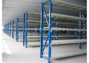 China Industrial Warehouse Storage Racks / Steel Metal Display Shelf Rack on sale