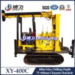 China New Arrival!! XY-400C Diesel engine Power Type and New Condition Borehole Drilling Machine wholesale