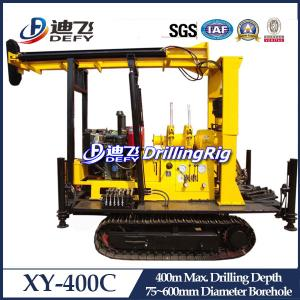 China New Arrival!! XY-400C Diesel engine Power Type and New Condition Borehole Drilling Machine on sale