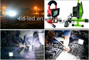 China Waterproof Protable Commercial Led Flood Lights , 30w Outdoor Flood Lighting on sale