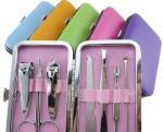 多彩なパーソナル ケアは釘のはさみの釘のClippersのキット6 PCSに用具を使います