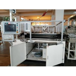 China Automatic Stacking Machine Baby Diaper Stacking Three-Phase Four-Wire System on sale