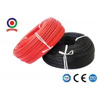 China TUV EU En50618 1500V DC 1.5sqmm Photovoltaic Solar Power Cable for Solar System on sale