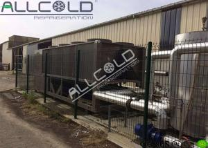 Custom Vegetable Farm Vacuum Chiller / Vacuum Cooling Equipment for