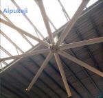 22FT Large Commercial Ceiling Fans , Cooling Ventilation Nautical Ceiling Fans