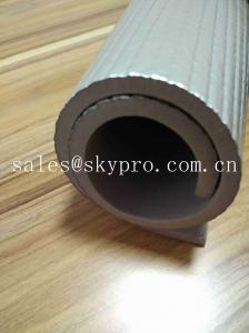 China SGS Waterproof Fireproof Thermal Insulation Rubber EVA Foam Sheet Roll , Polyethylene Foam Sheeting on sale