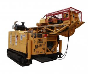 China CSD1800X Mining Hydraulic Drilling Rig 179KW , BS / NS / HS / PS Rod on sale