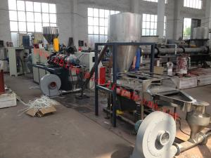 China conical twin screw extruder on sale