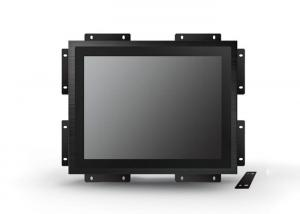 China Flat Panel Front Open Frame LCD Monitor For Self Service Vending Machine on sale
