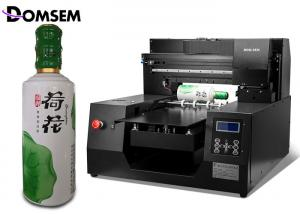 China Customized Plastic Bottle Label Printing Machine Full Automatic 3 Times Faster Speed on sale