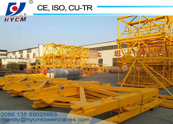 Brand New Tower Crane QTD230 Luffing Tower Crane with