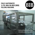 Fully-automatic 5L 10L 20L WEB Type Bags Filler High-speed Bag in Box Filling Machine