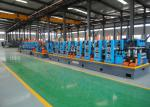 SS Tube Mill Machine / ERW Pipe Mill With PLC Automatic Control System
