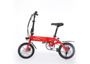 China Lightweight Electric Bike Max Range 35Km Drive Mode Full Pas Electric Bicycle on sale