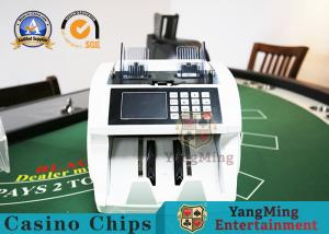 China Multi - Country Denomination Mixing Machine High - Resolution Currency Calculator Supports on sale