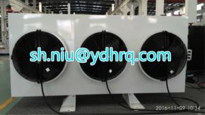 China water cooler for wind power generator, wind power water cooler , plate fin heat exchanger on sale