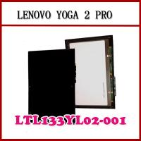 13.3inch 3200*1800 Touch Screen + Digitizer LTN133YL02-001 FOR LENOVO YOGA PRO 2
