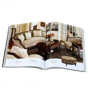 China cheap promotional flyer/catalogs/brochure/book/ leaflet printing service,catalog printing coated paper on sale