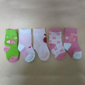 China Soft Cotton Lovely Animal Pattern, Infants / Toddlers Novelty Socks For Girls / Boys Wearing ON Floor on sale