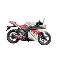 Four Stroke Street Legal Motorcycle Splash Lubrication External Balance Shaft