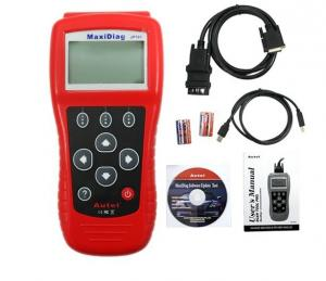 China Airbag Reset Tool , Multi-function MaxiScan JP701 Code Scanner Reader on sale