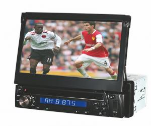 China 7 Inch In-Dash Double Din Dvd Players With Tv Radio Rds, Detachable Panel, Dvd, Vcd, Mp3 on sale
