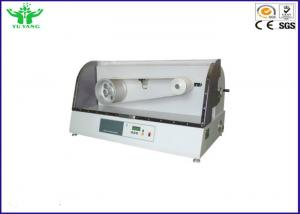 China 225 Sole Bending / Outsole Flexing Footwear Testing Equipment 90 Cycles/min on sale