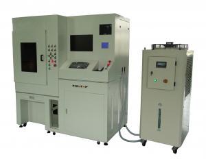 China Pressure Gauge Laser Welder , 5 Axis 4 Linkage Automatic Welding Fixtures Dental Laser Welder on sale