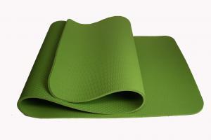 China Eco - friendly TPE yoga mat on sale