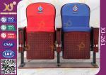Folded Kenya Presbyterian Church Hall Chairs Silence Closing Seat
