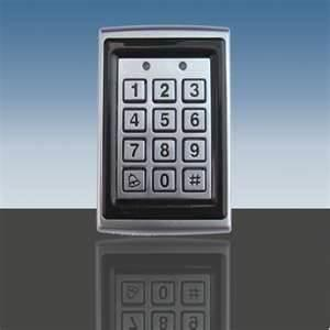 China Dust-proof and liquid-proof Rugged indoor or outdoor access numeric backlit keypad on sale