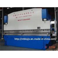 Press brake WC67Y-400/6000