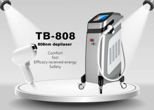 China Germany Bars 808nm 755nm 1064nm Diode Laser Hair Removal Machine 1800W on sale