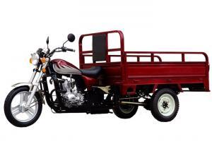 China Heavy Duty Three Wheel Cargo Motorcycle , 250CC Three Wheel Bike With Motor on sale