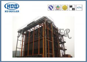Quality High Thermal Efficiency Steam Hot Water Boiler Corner Tube Fully Enclosed Structure for sale