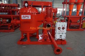 China 95% Efficiency Anti Rust Drilling Mud Vacuum Degasser on sale