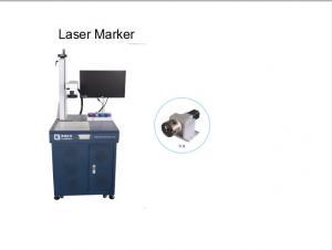 China Máquina de grabado del laser de cristal para la botella, grabador del laser para el producto de la joyería on sale