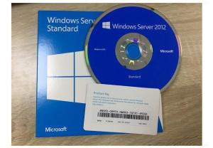 China Activation Online Windows Server 2012 Retail Box DVD Installation 5 Cals on sale