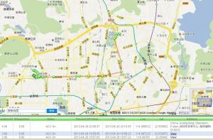China Management Online GPS Moving Map Software For GPS Vehicle Tracking on sale