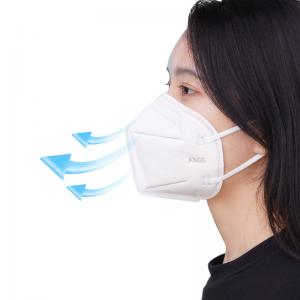 China Nice Quality 4ply dust mask face shield dust disposable face mask kn95 face mask on sale