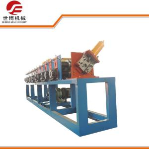 China Automatic Metal Stud And Track Roll Forming Machine With 250 MPA Color Plate on sale