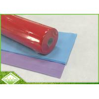 Eco Friendly  Pre Cut  Non Woven Fabric Roll For Disposable Table Cloth in Various Colors