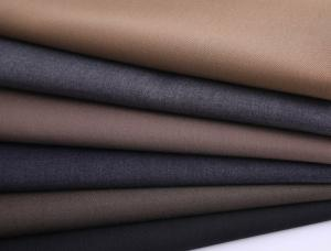 China Bespoked Women Slimfit Strech TR Suiting Fabric on sale