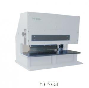 China Guillotine Type Pcb Board Cutting Machine Circuit Board Shear 0.3-3.5 MM Cut Thickness on sale