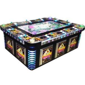 China HD Display Fishing Game Slot Machine , Amusement Arcade Fish Shooting Games on sale